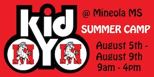 kidOYO Summer Camp [@Mineola MS] August 5th - August...