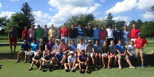 Delta Tau Delta - Iota Beta Chapter Alumni Golf Outing 2019