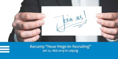 "Barcamp \""Neue Wege im Recruiting\"""
