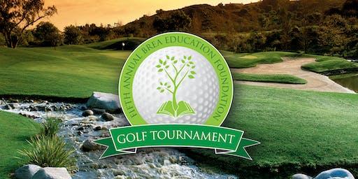 Fifth Annual Brea Education Foundation Golf Tournament