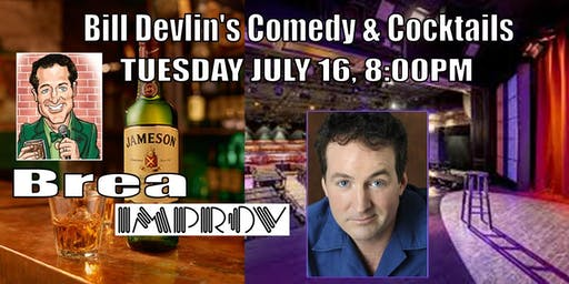 Free Admission BREA Improv Comedy Club