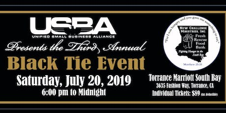 Third Annual Black Tie Fundraiser tickets