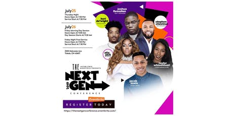 The NextGen Conference tickets