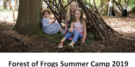 Forest of Frogs summer camp 2019 tickets