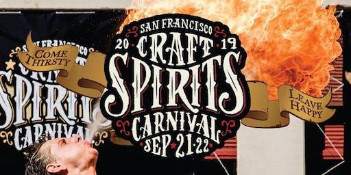 SF Craft Spirits Carnival @ Presidio - 2019