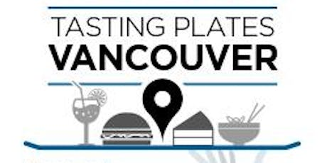 Tasting Plates Richmond tickets