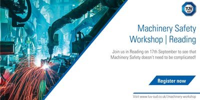 Machinery Safety Workshop | Reading