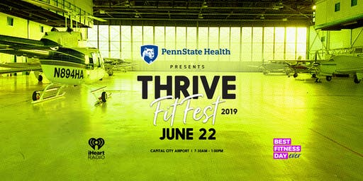 Thrive Fit Fest | A 1-Day Fitness Festival in PA