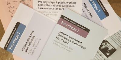 KS1 Standardisation and Statutory Teacher Assessment Training - Whole day event