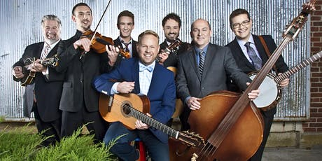 Dailey & Vincent – Bluegrass Deluxe tickets