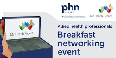 Allied Health Professionals Networking Event- Bendigo