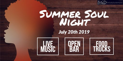 Summer Soul Night