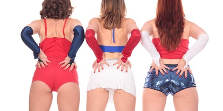 RED, WHITE, & BOOTY  Guilty Pleasures comes from NY-AC Airshow Week 2019 tickets