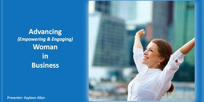 Advancing Women in Business Workshop