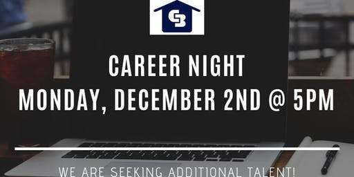 Career Night for Real Estate Agents - Fells Point 12-2