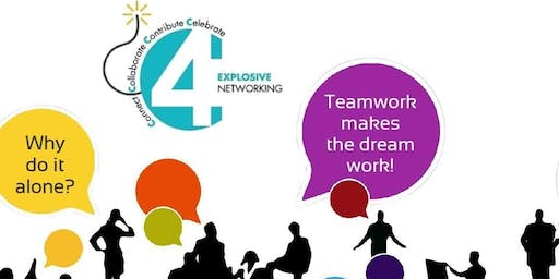 C4 - An Explosive Networking Experience Lunch