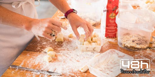 July Gnocchi Masterclass with Lunch & Wine