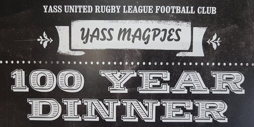 Yass Magpies 100 Year Celebration