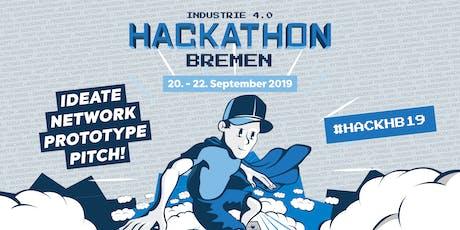 Hackathon Bremen 2019 Tickets