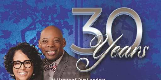 30th Pastoral Anniversary