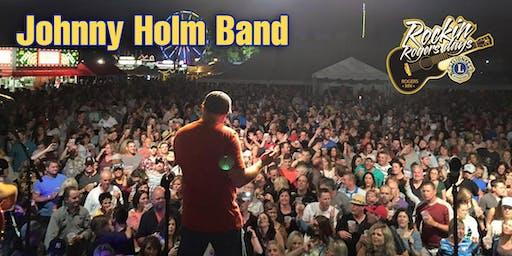 2019 Rockin Rogers™ Days Concert - Johnny Holm Band