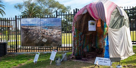 Family Friendly Tours - Refugee Camp in my Neighbourhood - Saturday 3 August 2019 tickets