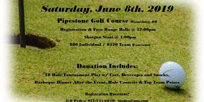 Tee It UPS - June 2019 Charity Golf Outing (Agape for Youth)