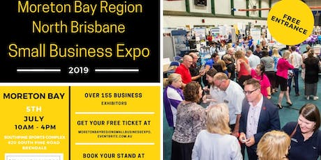 Moreton Bay Region/North Brisbane Small Business Expo tickets