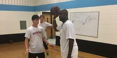 Rick Weber & Vashawne Gross Basketball Skills Camps!