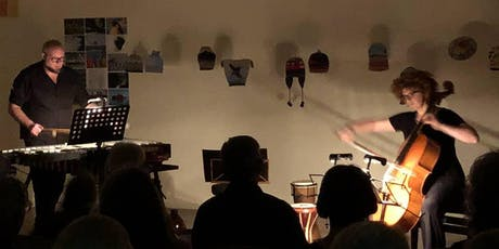 Bach in the Dark in Bundanoon - Friday 20 September 2019 - Cello and Percussion tickets