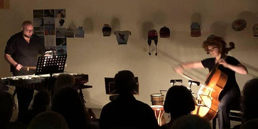 Bach in the Dark in Bundanoon - Friday 20 September 2019 - Cello and Percussion
