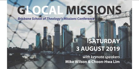 BST Missions Conference 2019 tickets