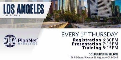 PlanNet Marketing Opportunity Presentation tickets