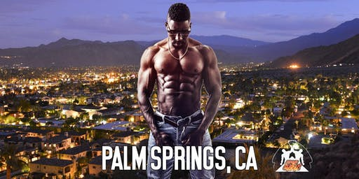Ebony Men Black Male Revue Strip Clubs & Black Male Strippers Palm Springs, CA 8-10PM