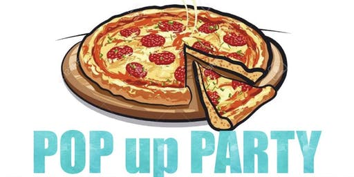 Pizza Pop Up Party