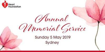 NSW Annual Memorial Service
