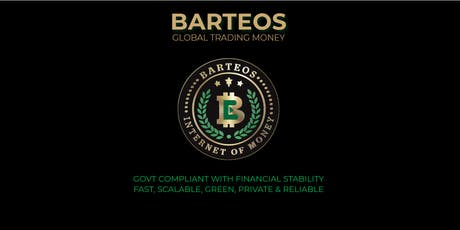Barteos - A New Digital Cash System tickets