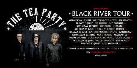 The Tea Party - Black River Australian Tour 2019 tickets