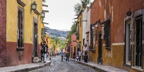 San Miguel de Allende Experience 2020 boletos
