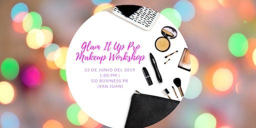 Glam It Up Pro Makeup Workshop