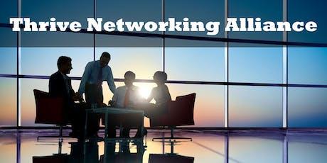 Thrive Network Alliance Meeting tickets