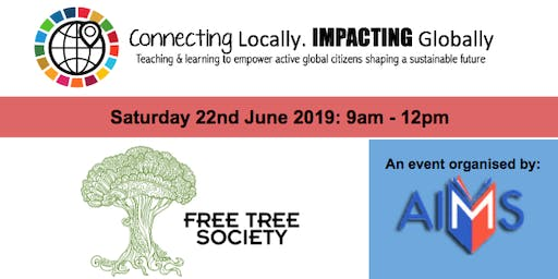 AIMS: FREE TREE SOCIETY: Green Fingers event - all age groups welcome