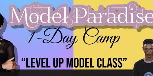 Chi Vogue 1-Day 'Paradise Model Camp'