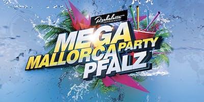 MEGA Mallorcaparty Pfalz