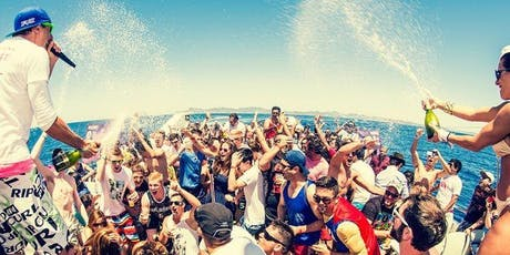 Boat | Yacht Party with Open Bar & Watersports  tickets