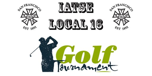 Local 16 Golf Tournament 2019