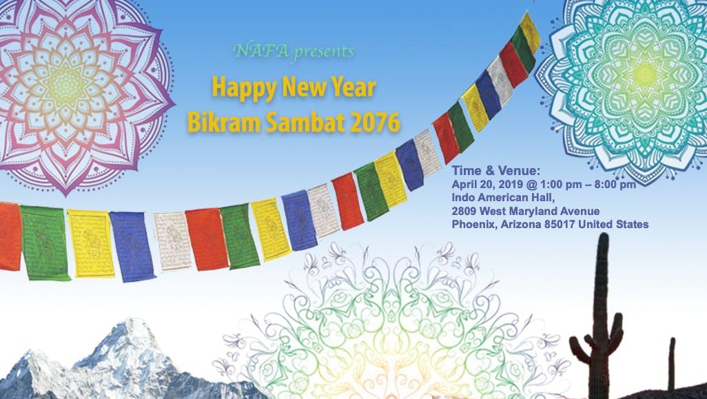 NAFA Nepali  New YearCelebration