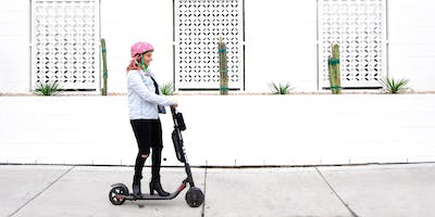 Downtown Instagram Tour on a E-Scooter | Photographer Included!
