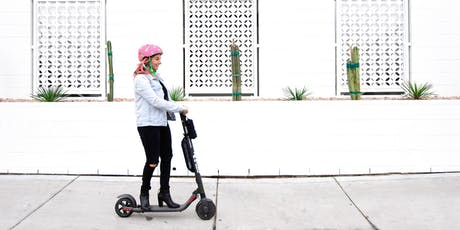 Downtown Instagram Street Art Tour on a E-Scooter | Photographer Included! tickets