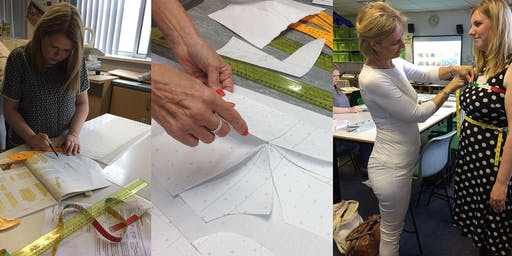 Simple Pattern Drafting for KS3/4/5 Workshop (Bradford)